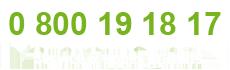 0 800 19 18 17